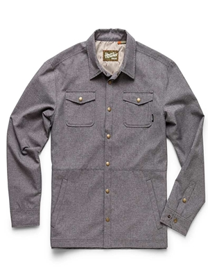 Howler Brothers Roadrunner Shell- flight grey mad river outfitters men's sale items