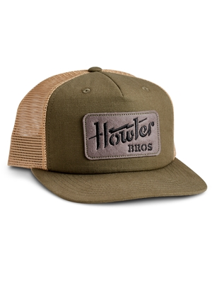 Howler Brothers Electric Stencil Snapback at Mad River Outfitters Howler Brothers Apparel at Mad River Outfitters