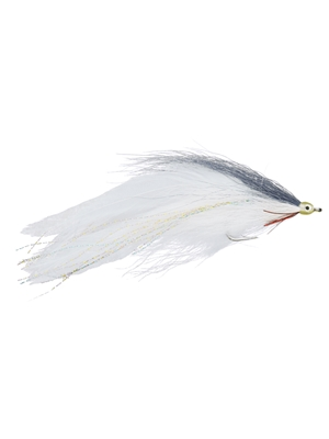 lefty's big fish deceiver grey musky flies