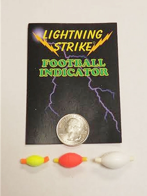 lightning strike football strike indicators
