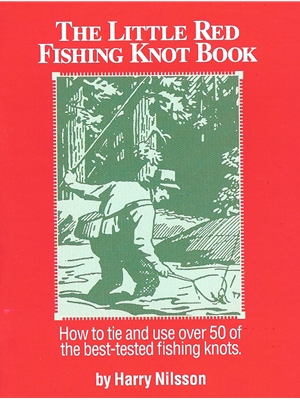 little red knot book Fly Casting and Knot Tying