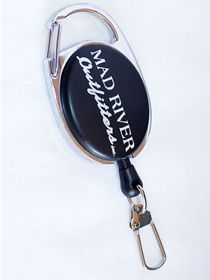 mad river outfitters zinger fly fishing lanyards