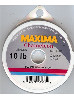 Maxima Chameleon Leader Materials- Butts  and  Mids