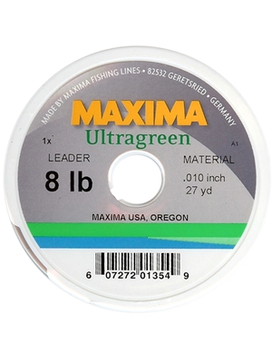 maxima ultragreen leader material