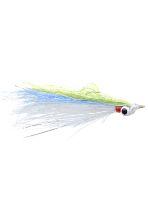 Mojo Minnow- Emerald Shiner Clouser Minnows