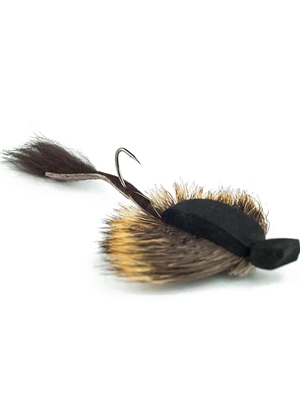 Morrish Mouse 2.0 Largemouth Bass Flies - Surface  and  Divers