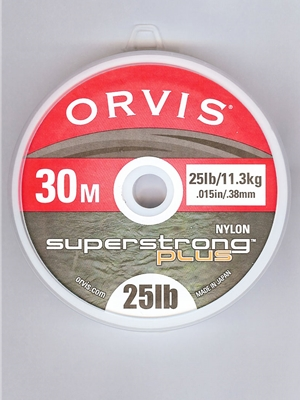 orvis superstrong plus tippet material Orvis Fly Fishing Equipment at Mad River Outfitters