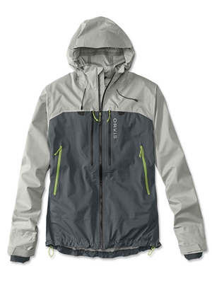 Orvis Ultralight Wading Jacket fly fishing rain gear