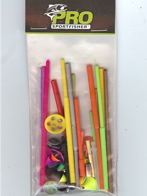 pro tube sample kit Fly Tying Kits