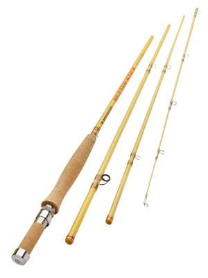 redington butter stick fiberglass fly rods