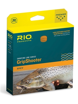 rio grip shooter fly line spey switch fly fishing