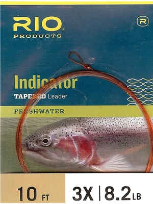 rio indicator leaders steelhead fly fishing