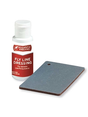 scientific angler fly line dressing and pad