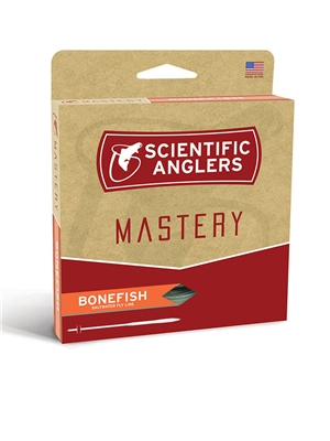 Scientific Anglers mastery bonefish fly line saltwater fly lines