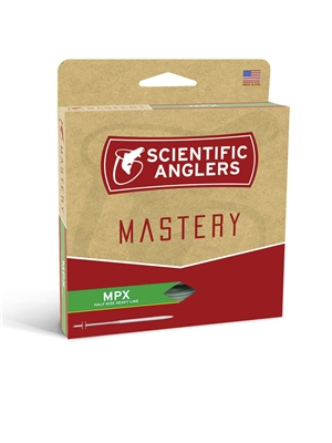 scientific anglers mastery mpx fly line scientific anglers fly lines