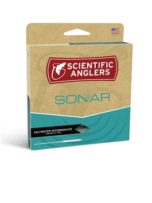 Scientific Anglers Sonar Saltwater Intermediate Fly Line scientific anglers fly lines