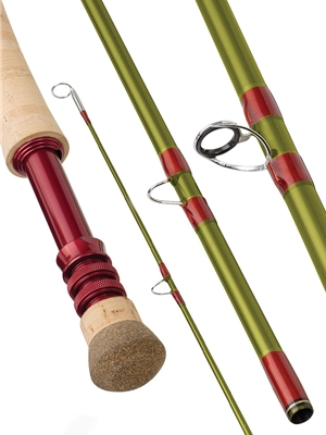 sage largemouth fly rod