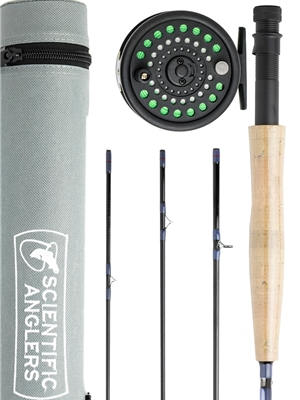 Scientific Anglers Trout Fly Fishing Outfit Entry Level and Outfits