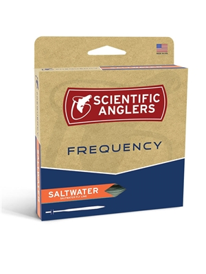 Scientific Anglers Frequency Saltwater Fly Line saltwater fly lines