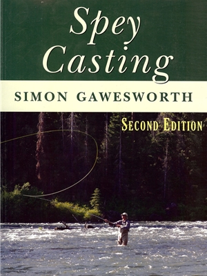speycasting by simon gawesworth spey switch fly fishing
