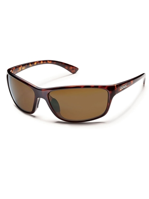 suncloud sentry sunglasses brown