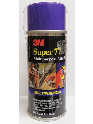super 77 foam glue