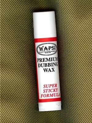 super sticky fly tyer's dubbing wax Cement, Glue, Epoxies  and  Paint
