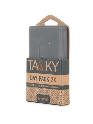 Tacky Daypack Fly Box 2X New Fly Boxes at Mad River Outfitters