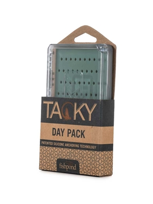 Tacky Daypack Fly Box New Fly Boxes at Mad River Outfitters