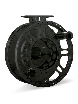 tibor everglades fly reel frost black Tibor Fly Fishing Reels