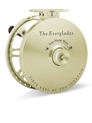 tibor everglades fly reel gold Tibor Fly Fishing Reels