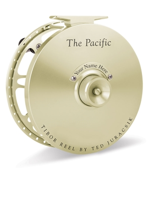 tibor pacific fly reel gold Tibor Fly Fishing Reels
