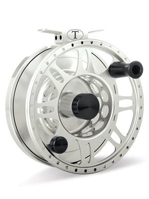 tibor riptide fly reel frost silver Tibor Fly Fishing Reels