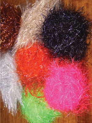 uv polar chenille Eggs  and  Steelhead