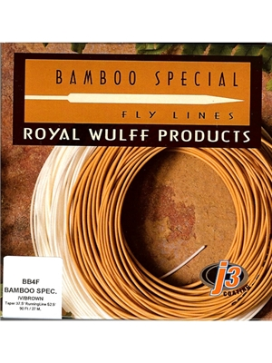 Wulff Bamboo Special Fly Line royal wulff fly lines