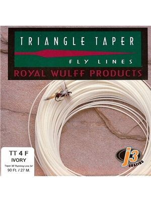 wulff triangle taper fly lines