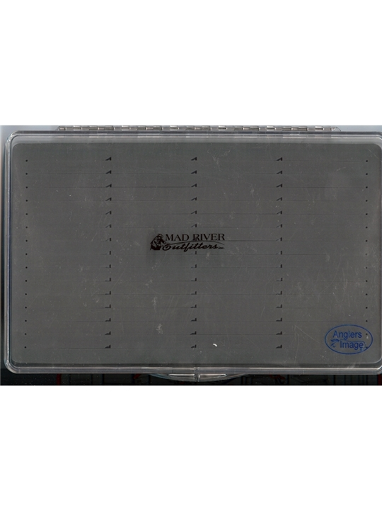 magnum ultra clear fly box 52 slits