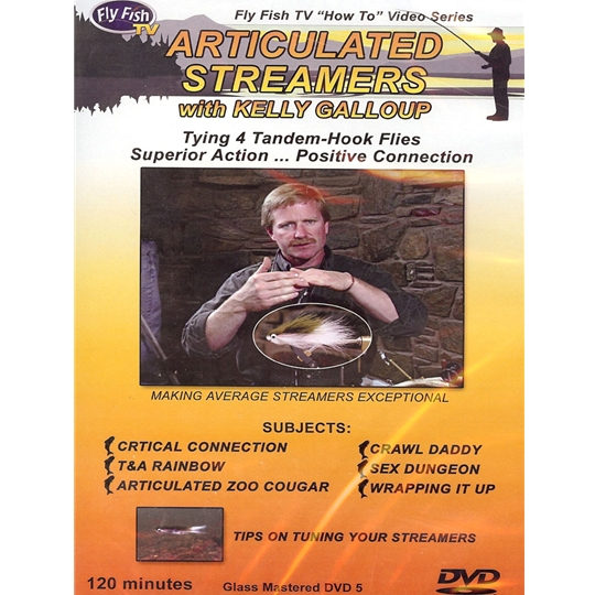 articulated streamers kelly galloup dvd
