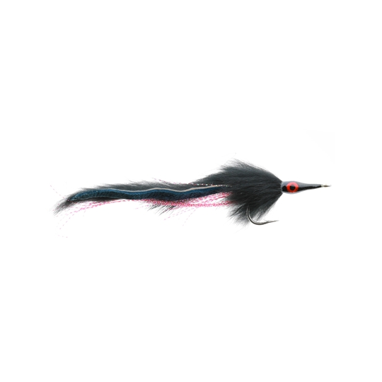 barry's pike fly black