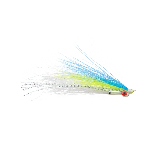 clouser minnow sexy shad