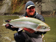 erie steelhead guide services